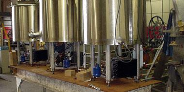 Food Processing Machining