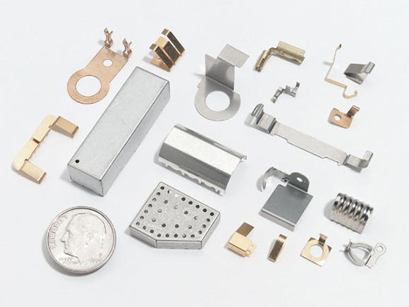 Precision Metal Stamping Parts Processing Manufacturer