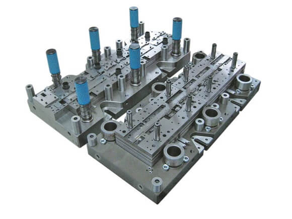 Composite Stamping Dies Precision Mold Manufacturer