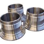 China High Precision CNC Turning Parts Titanium GR5