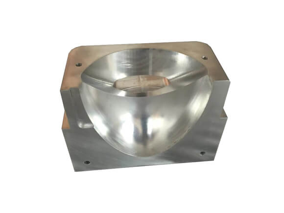 Custom CNC Aluminum Machine Parts for Rapid Prototype