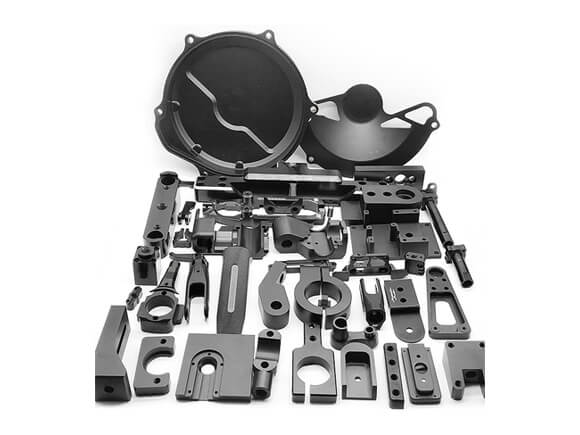 OEM CNC Milling Metal Machining Aluminum Part Service
