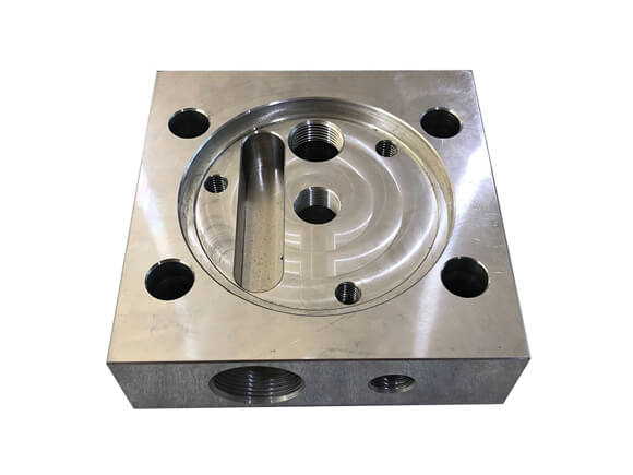 OEM CNC Turning Precision 316 Stainless Steel Machining Parts