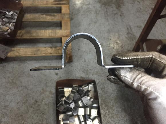 OEM CNC Bending Stainless Sheet Metal Fabrication