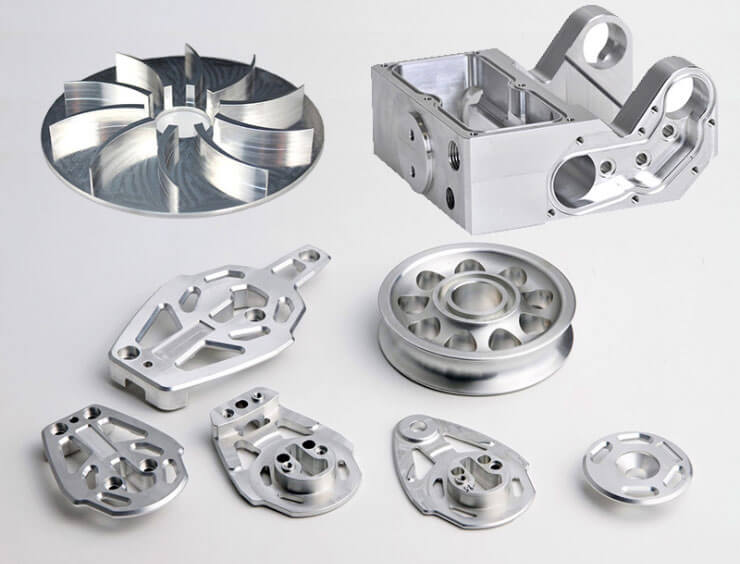 CNC Machining Parts and benefits