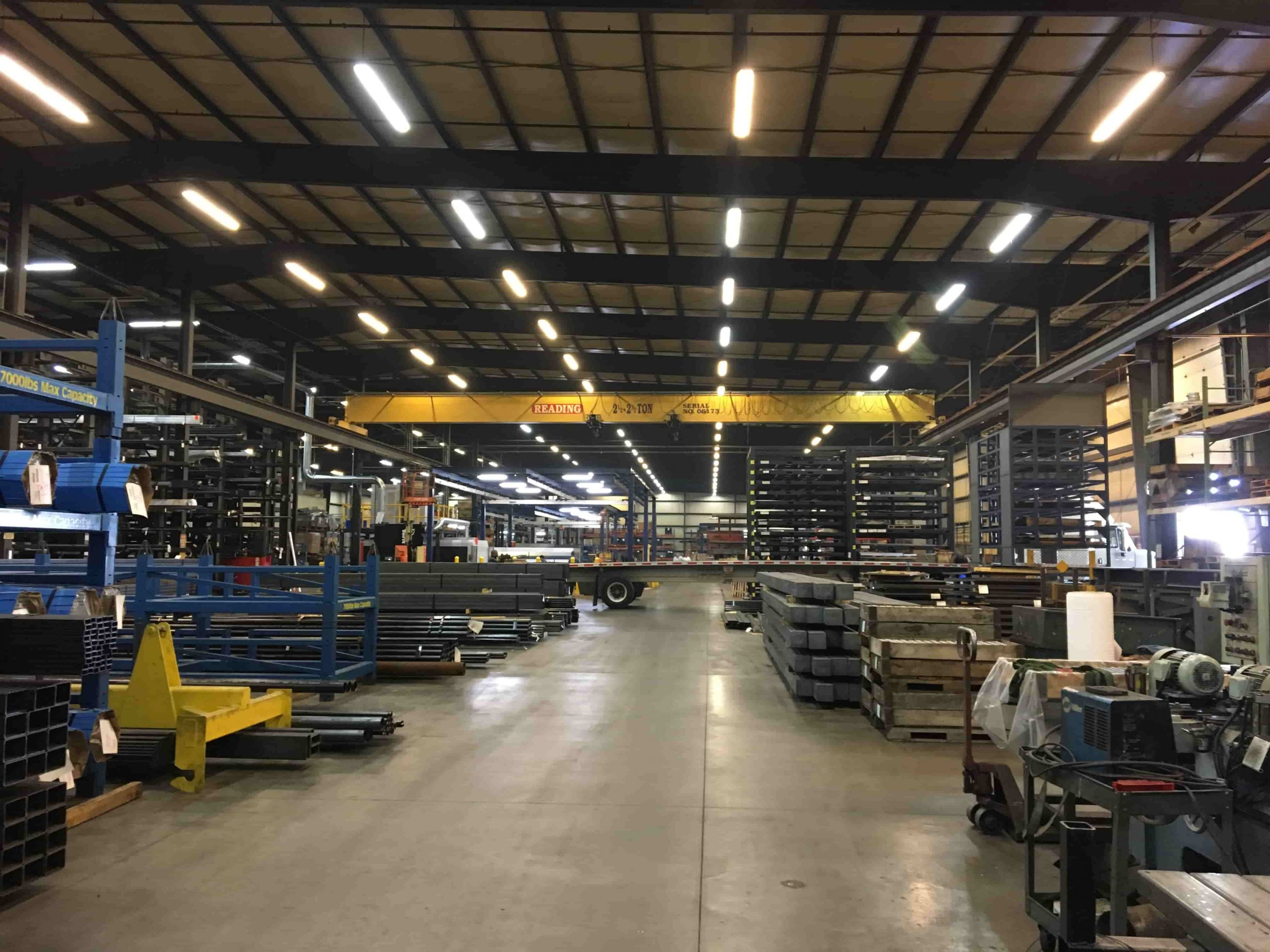 Steel Metal Manufacturer