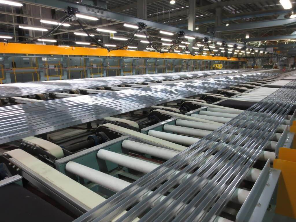 2 Major types of Aluminum Extrusion Process (step by step extrusion)