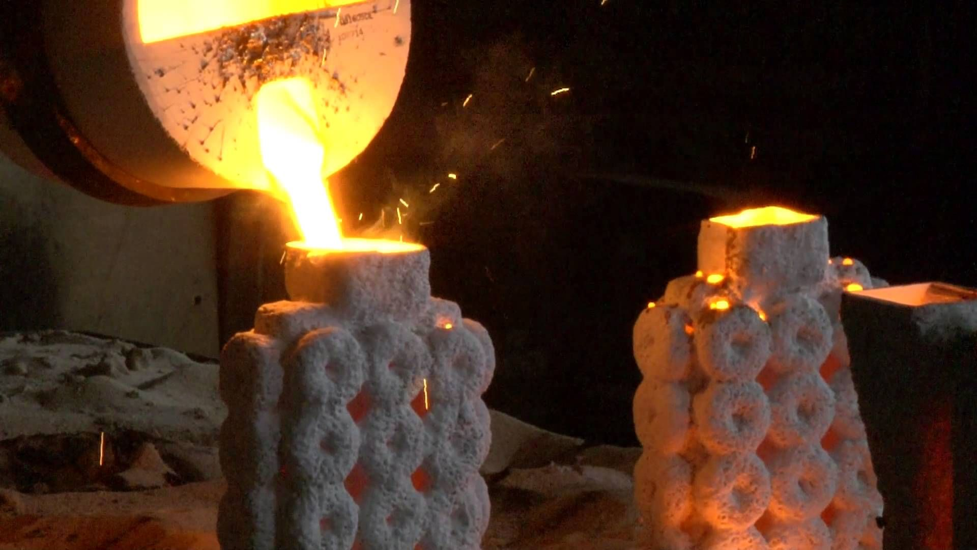 Most common issues in stainless steel lost wax casting