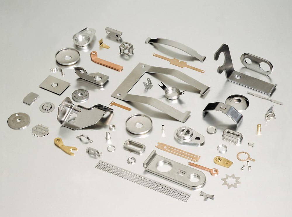 aluminum stamping suppliers