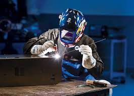 What are diffusion welding and its major applications?